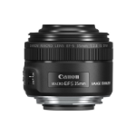 Canon EF-S 35mm f/2.8 Macro IS STM SLR Macro lens Black