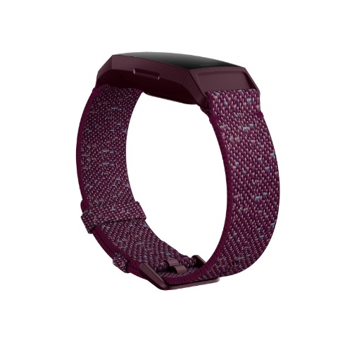 Fitbit FB168WBBYS activity tracker band Rosewood