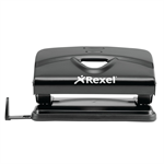 Rexel V230 2 Hole Metal Punch Black