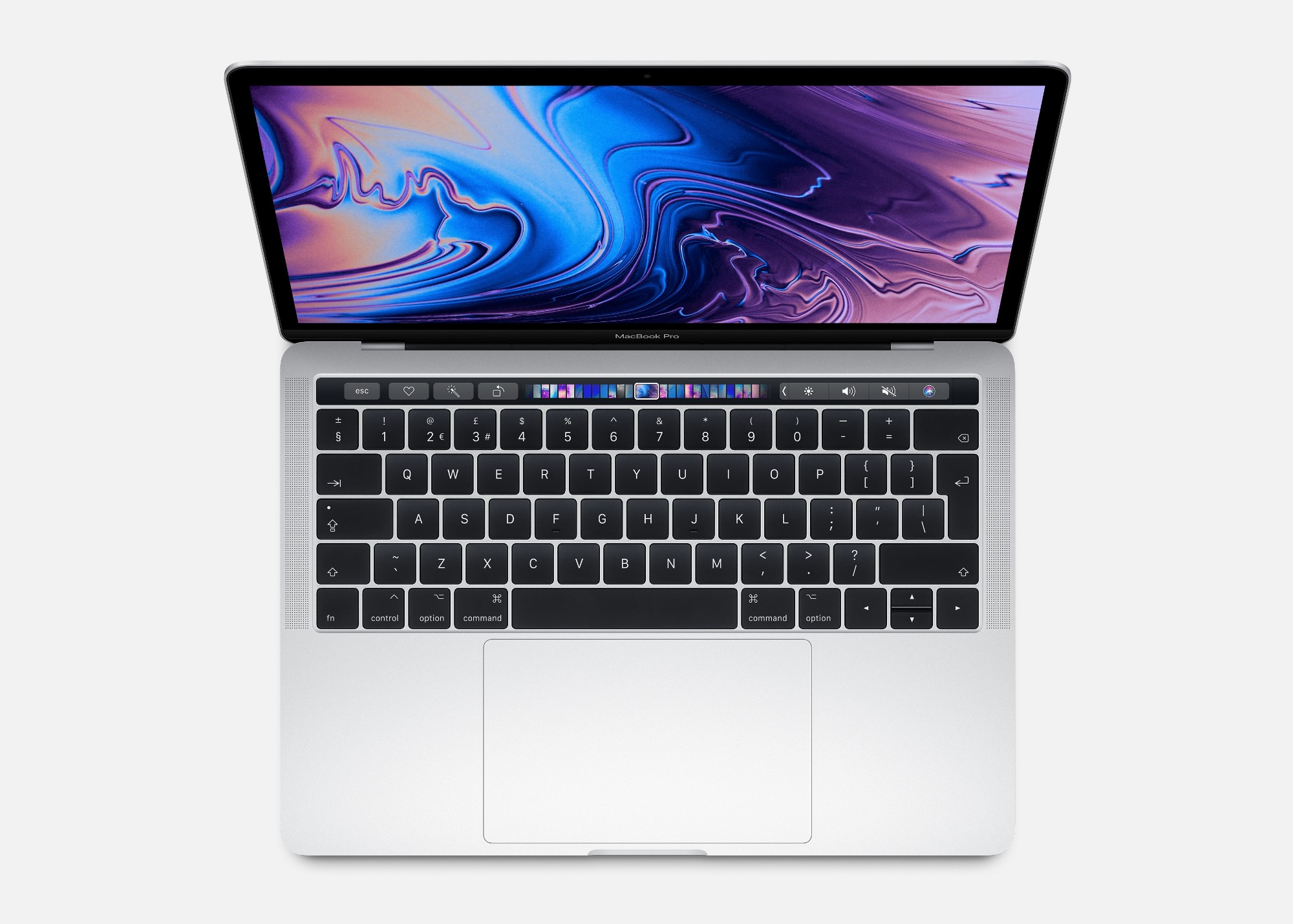 MacBook Pro Qci5 8gen 2.4gh TB 256GB 8GB 13in Ios Silver        In