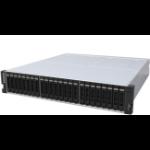 Western Digital 1ES0240 Disk Array 46,08 TB Rack (2U) Silber