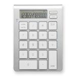 SMK-Link iCalc Calculator Keypad Pocket Basic Silver calculator