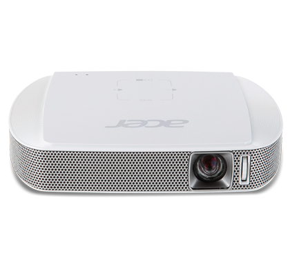 Acer Travel C205 data projector 150 ANSI lumens DLP WVGA (854x480) Portable projector White