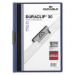 Durable Duraclip 30 report cover Blue, Transparent PVC
