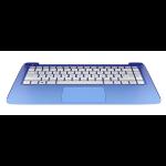 HP 836872-061 Housing base + keyboard notebook spare part
