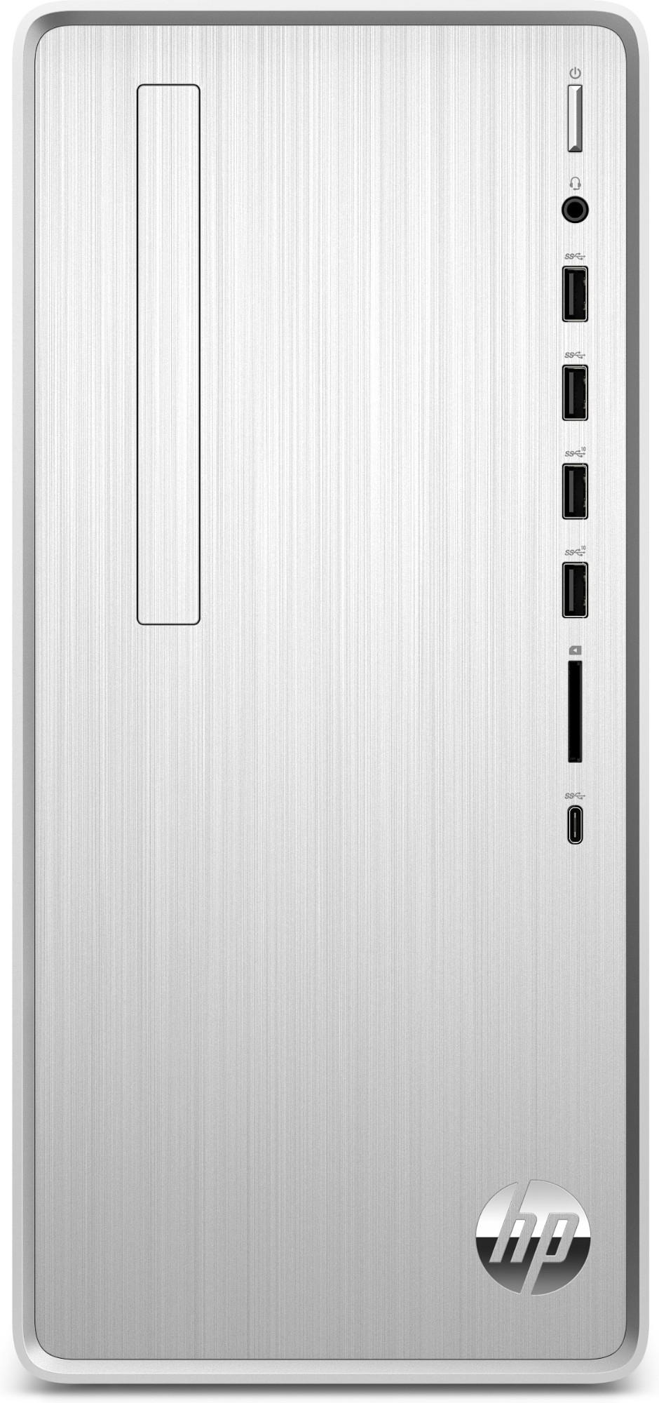HP Pavilion TP01-0026na 9th gen Intel® Core™ i5 i5-9400 8 GB DDR4-SDRAM 1256 GB HDD+SSD Mini Tower Silver PC Windows 10 Home