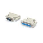 StarTech.com DB9 to DB25 Serial Adapter - M/F