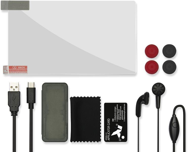 SPEEDLINK SL-330600-BK accesorio y piza de videoconsola Establecer