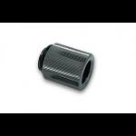 """EK Water Blocks EK-AF Extender 20mm M-F G1/4 - Black Nickel Torque wrench end fitting Silver 1.88 cm 4 mm 1/4"""" 1 pc(s)"""