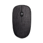 RAPOO 3510PLUS 2.4G wireless fabric optical mouse Black (LS)