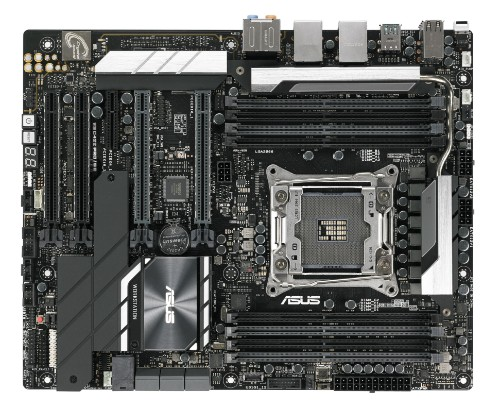 ASUS WS C422 PRO/SE server/workstation motherboard LGA 2066 (Socket R4) ATX Intel® C422