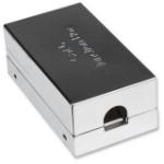 Intellinet Junction Box, Cat6, FTP, Silver