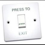 doorkit Plastic exit button, surface mount