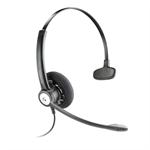 Plantronics HW111N Entera Wideband Monaural Noise Cancelling Headset