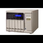 QNAP TS-877 NAS Tower Ethernet LAN Gold