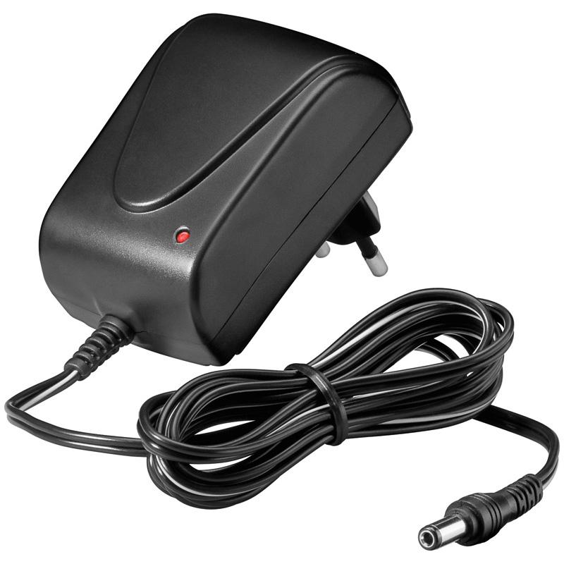 Goobay 54781 power adapter/inverter Indoor Black