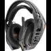 Plantronics RIG 800HD auricular con micrófono Diadema Binaural Negro, Gris, Naranja