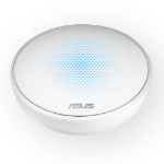 ASUS LYRA Whole-Home Mesh Wi-Fi System, Single Unit, Tri-Band AC2200, Parental Controls, App Management