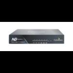 Cyberoam CR25iNG-6P hardware firewall 1800 Mbit/s