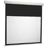 Euroscreen Diplomat Electric 3000 x 3000 1:1 projection screen