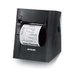 Bixolon SRP-330COSG Direct thermal POS printer Black