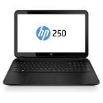 HP 250 G2 F0Y94EA Core i3-3110 6GB 750GB DVDRW 15.6TFT BT CAM Win 7/8.1 Pro