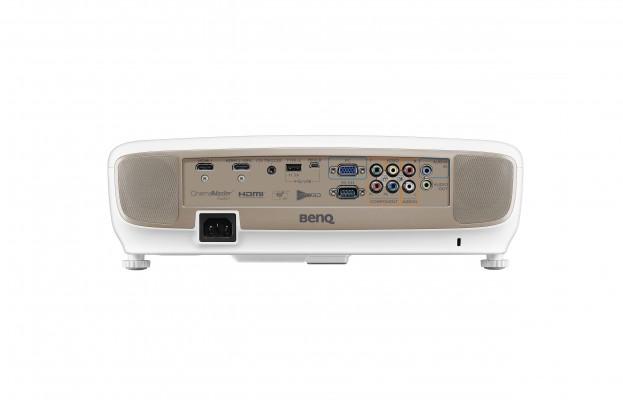 Benq W2000 Desktop projector 2000ANSI lumens DLP 1080p (1920x1080) 3D Gold data projector