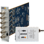 Axis T8646 Fast Ethernet PoE adapter