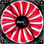 Aerocool Shark Fan Devil Red Edition 12cm Computer case Fan