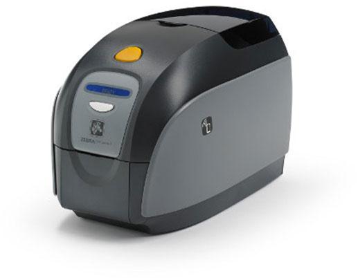 Zebra ZXP1 Dye-sublimation/Thermal transfer Colour 300 x 300DPI plastic card printer