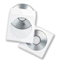 Cd Paper Envelope 50-pk