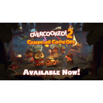 Team17 Overcooked! 2-Campfire Cook (DLC), xbox one Video game downloadable content (DLC) Overcooked! 2 - Campfire Cook Off
