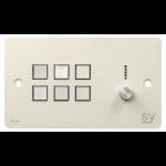 SY Electronics SY-KP6V-BW matrix switch accessory