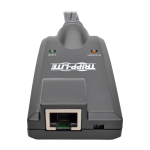Tripp Lite NetDirector USB Server Interface Unit with Virtual Media Support and Audio (B064-IPG Series)