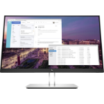 "HP E-Series E23 G4 58.4 cm (23"") 1920 x 1080 pixels Full HD LCD Black, Silver"