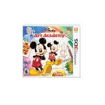 Nintendo Disney Art Academy Basic Nintendo 3DS video game