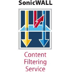 SonicWall Content Filtering Service