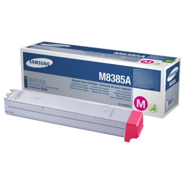 Samsung CLX-M8385A/ELS (M8385A) Toner magenta, 15K pages
