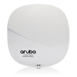 Aruba, a Hewlett Packard Enterprise company AP-335 WLAN access point 1733 Mbit/s Power over Ethernet (PoE) White