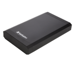 "Verbatim Store 'n' Save 3.5"" HDD enclosure Black"