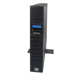CyberPower OL3000ERTXL2U 3000VA 9AC outlet(s) Rackmount/Tower Black uninterruptible power supply (UPS)