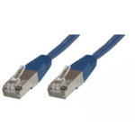 Microconnect 15m CAT6 FTP networking cable Blue