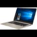 """ASUS VivoBook S510UA-BR154T 2.4GHz i3-7100U 15.6"""" 1366 x 768pixels Gold Notebook"""