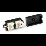 Black Box FAU964 electrical socket coupler