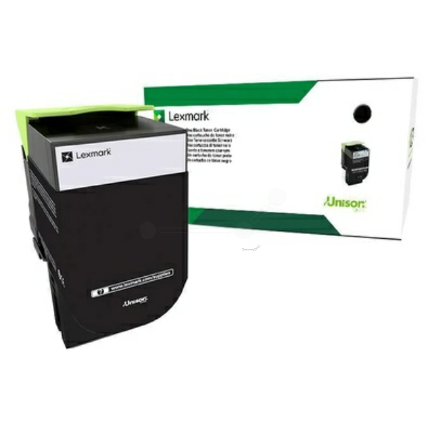 Lexmark 71B20K0 Toner black, 3K pages