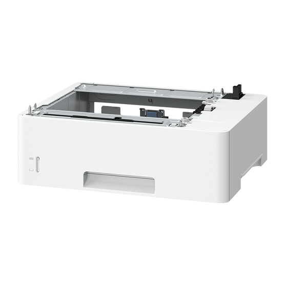 Canon PF-C1 Auto document feeder (ADF) 550 sheets