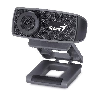Genius FaceCam 1000X webcam 1 MP 1280 x 720 pixels USB 2.0 Black