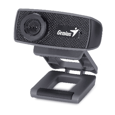 Genius FaceCam 1000X webcam 1 MP 1280 x 720 pixels USB 2.0 Black