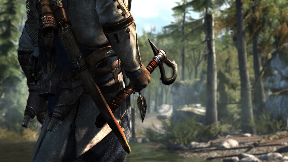 Microsoft Assassin's Creed III, Xbox 360 video game Basic