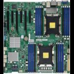 Supermicro MBD-X11DAC-O Intel C621 LGA 3647 (Socket P) Extended ATX server/workstation motherboard